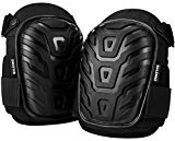 Heavy Duty work Knee Pads / Black