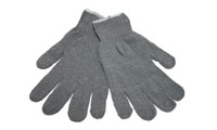 Grey String Knit Cotton 12pair