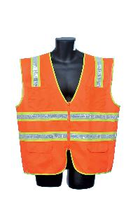 Orange Calss II Safety Vest