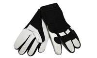 Goat Skin Mechanics Glove pair