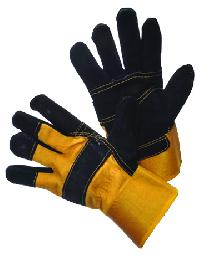 standard shoulder Leather Truckers Glove