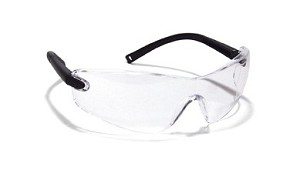 Clear Razor Safety Glasses